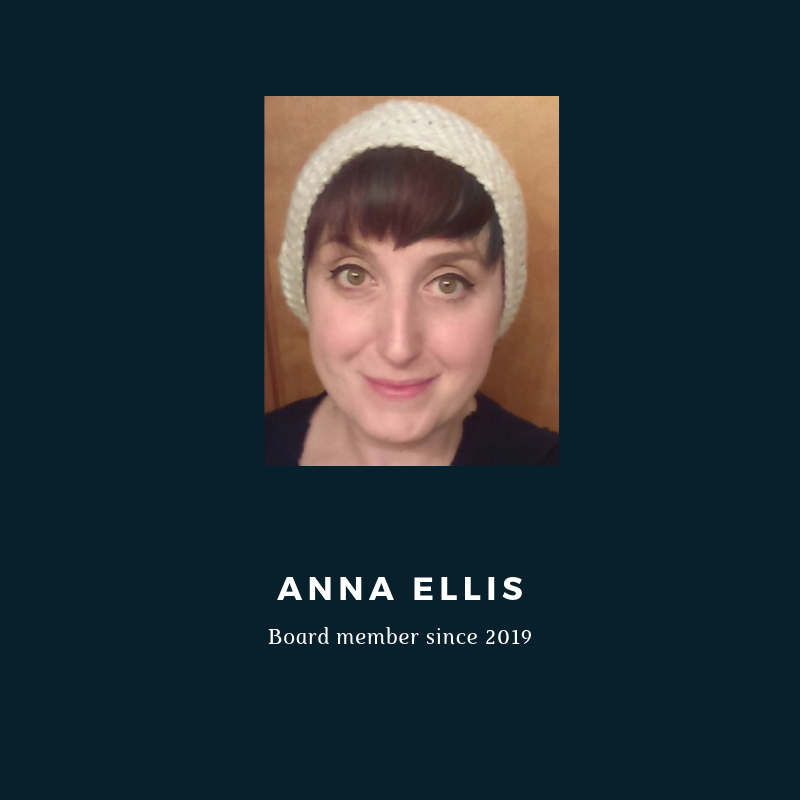 Photo of Board Member Anna Ellis